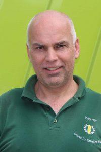 Geschäftsführer Werner Zöller