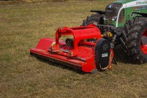 Vermietung von landwirtschaftlichen Geräten